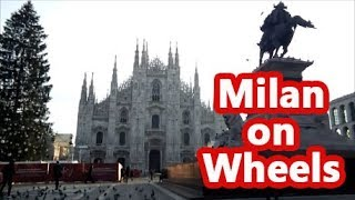 Milan on wheels