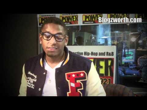R&B singer Lloyd Talks About The Industry & 360 Deals