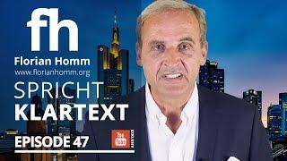 Kryptowährungen & Gold - Florian Homm spricht Klartext #47