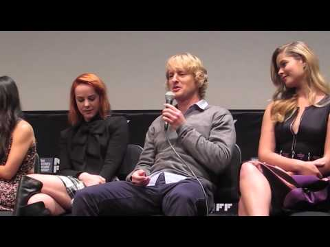 NYFF 2014: Press Conference with the cast of Inherent Vice  Part 1