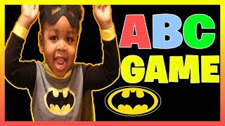 ABC Alphabet Game | LEARN ABC | ABC GAME | Learn Letters