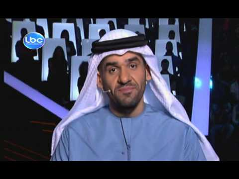 The Winner is - Hussain Al Jasmi
