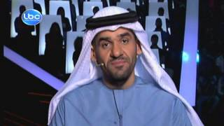 the winner is hussain al jasmi