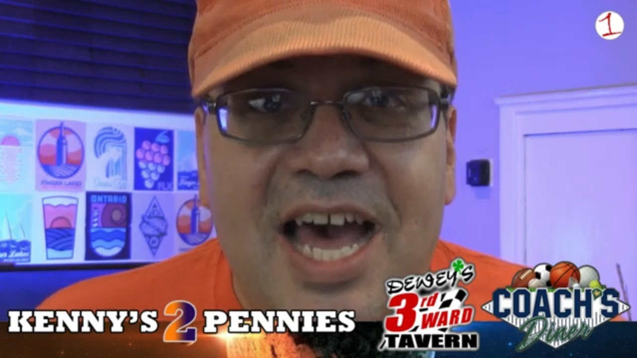 KENNY'S 2 PENNIES: Kenny Haas & Football Season are BACK (podcast)