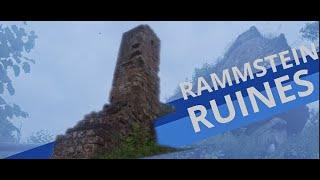 Ramstein Ruine - Baerenthal - France