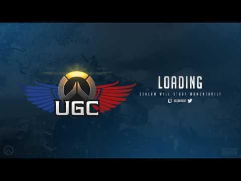 UGC OW S3 Week 1 - Moderate Gaming vs Coin Flip eSports NA Gold Division - Volskaya/Nepal (Ilios TB)