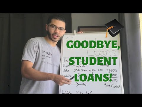 How To Pay Off Student Loans | Finance Geek