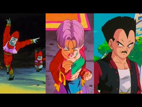 Top 10 Reasons Dragon Ball GT Disappointed