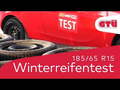 Im GTÜ-Test: 12 Winterreifen für Klein- und Kompakt-Pkw