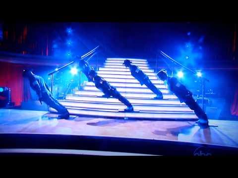 """Cirque du Soleil show, """"Michael Jackson THE IMMORTAL World Tour."""""""