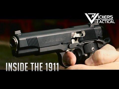 Inside the 1911