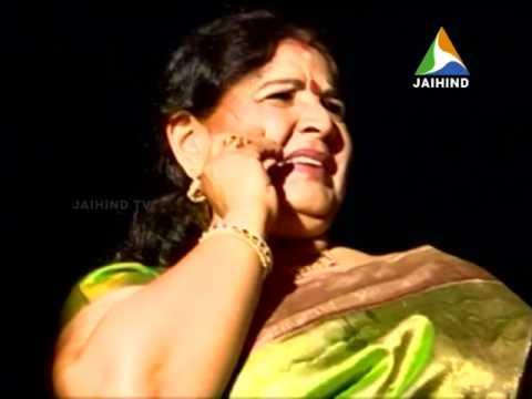 Jayabharathy re-entry, 11.02.2014, Jaihind TV, 11am