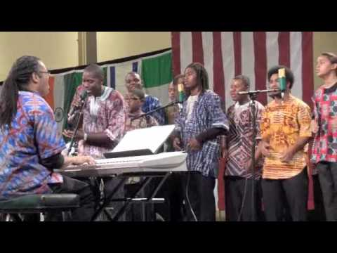 Pittsburgh Folk Festival 2010  AfroAmerican Music Institute