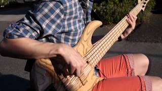 Aretha Franklin Rock Steady Bass Cover