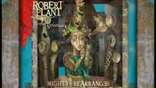Robert Plant - Mighty Rearranger - TV Ad