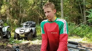 ТРАССА ТРОФИ-РЕЙДА #ЖАРА2018: категория ATV/КВАДРОЦИКЛЫ