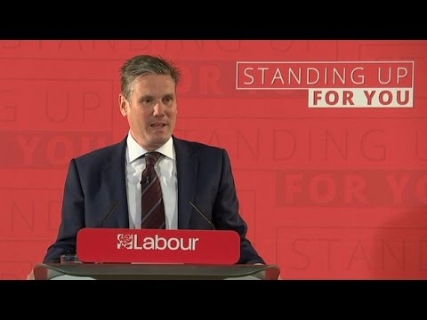 Labour unveils plan to protect EU and UK citizens