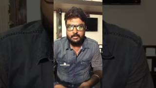Kolara Director Arya Mahesh