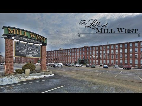Video of The Lofts at Mill West | Manchester, New Hampshire apartment rentals
