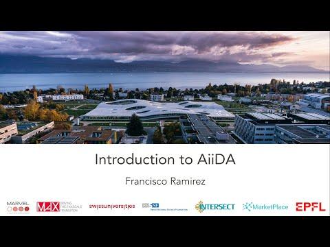 Introduction to AiiDA