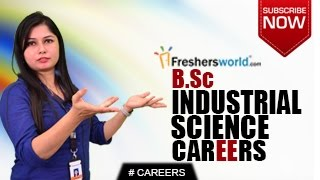 CAREERS IN B.SC INDUSTRIAL SCIENCE –  M.Sc,MBA,Operational Research,Job Opportunities,Salary Package