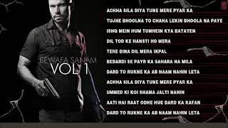 #_Bewafa Sanam vol.2 Non stop songs Jukebox - sonu nigam,Anuradha paudwal,udit Narayan & other