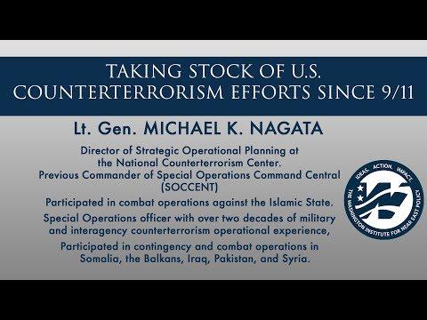 Taking Stock of U.S. Counterterrorism Efforts Since 9/11
