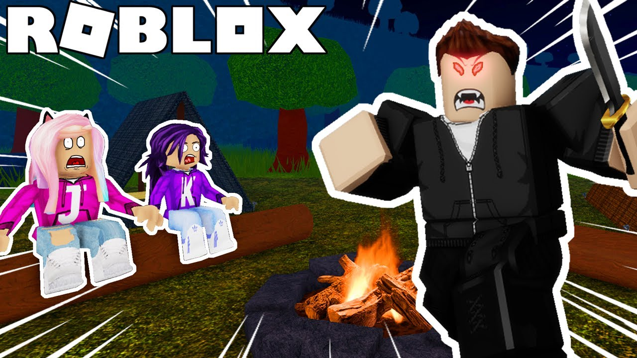 Unknown Camping Story (2 endings)   Roblox
