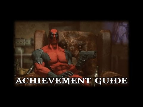 Deadpool Easy Achievements To Get You Started