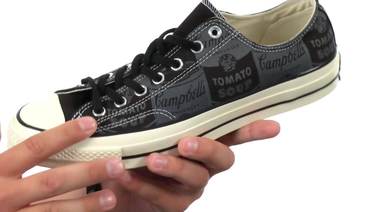 Converse Chuck Taylor® All Star® '70 Andy Warhol Ox SKU:8570157