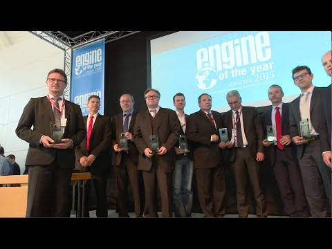 Engine of the Year 2015 Video Highlights