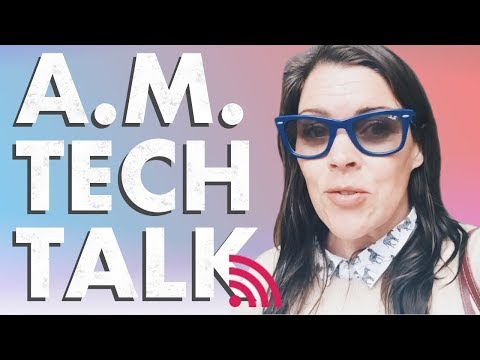 🔴 A.M. Tech Talk 2/7/18: Move the misery and get into the solution! You CAN live your dreams.
