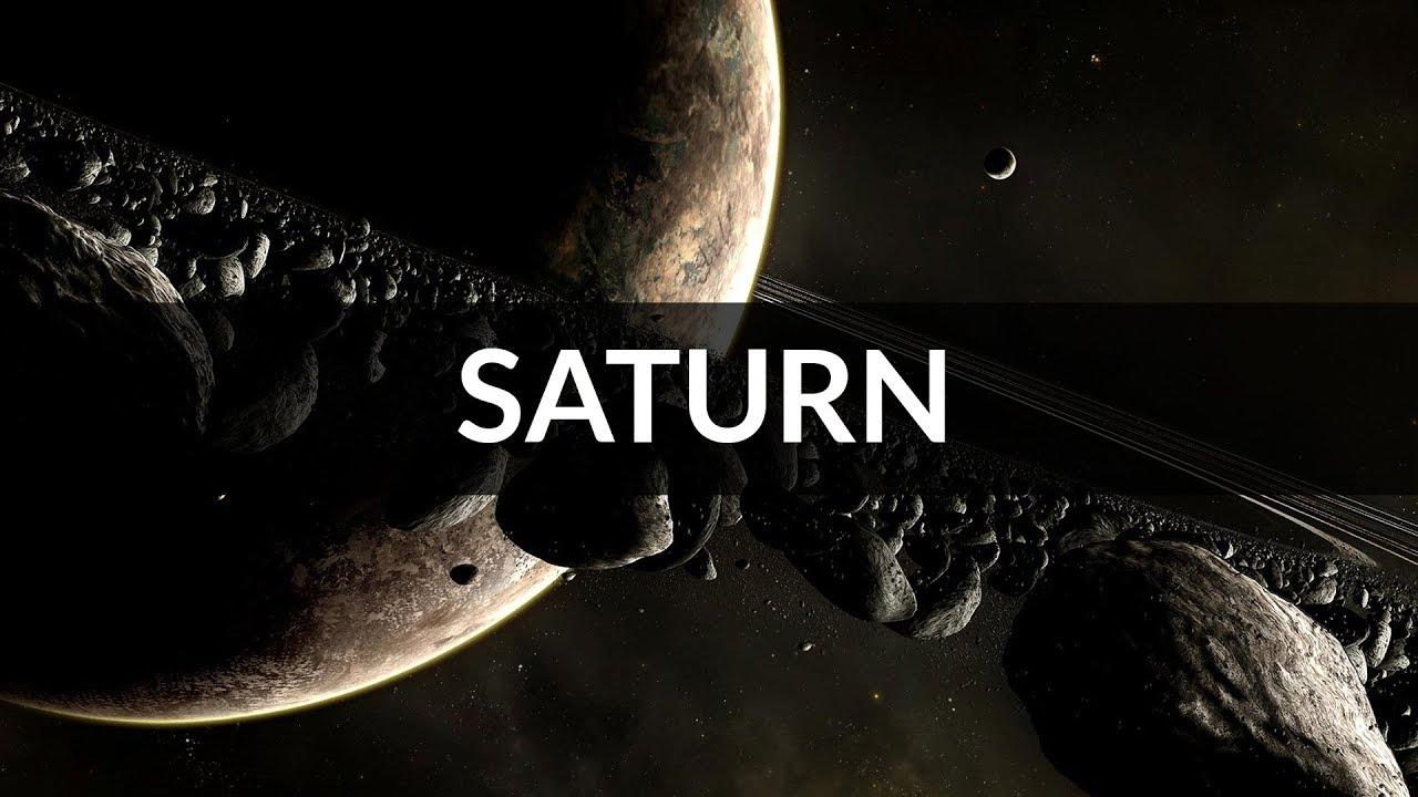 Saturn - Rummet og vores solsystem - Natur og teknologi på hovedet - NTPH