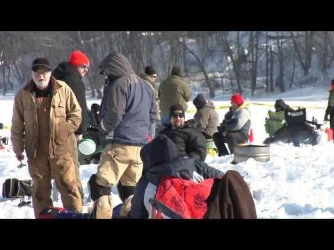 Little Canada Recreation Association Ice Fishing Tournament 2014