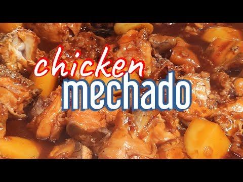 Chicken Mechado/Lutong Pinoy/Panlasang Pinoy(2019)