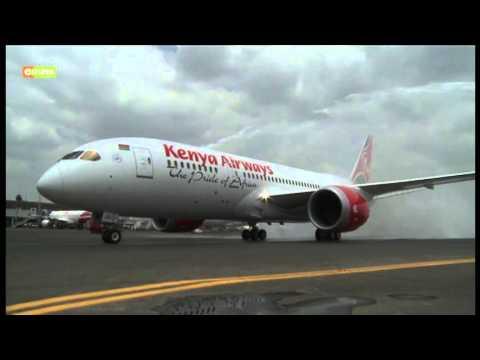 Kenya Airways Group Finance Director, Alex Mbugua exits