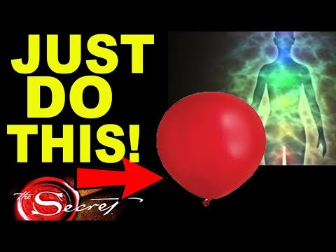 The Resonant Manifestation Balloon Meditation (Powerful Law of Attraction Meditation)
