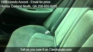 1999 honda accord lx for sale in cartersville ga 30121