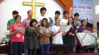 TÂM GIAO VỚI GIÊ-XU - YVNERS - HỘ PHÒNG CHURCH - 2013