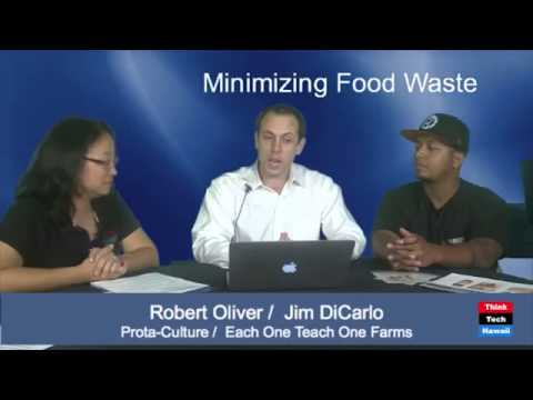 (2014/03/11) Two Entrepreneurs Working to Avoid Food Waste