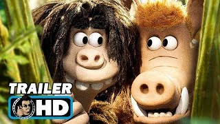 EARLY MAN Official Trailer (2018) Caveman Stop Motion Animated Film HD