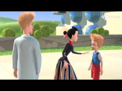 Meet the Robinsons - Franny is always right