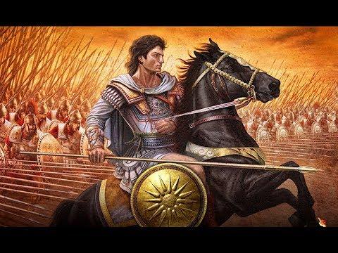 Александр Великий. 1 серия. На пути к власти.