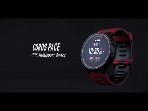COROS PACE M1 GPS Multi-Sport Smartwatch - Explore Perfection