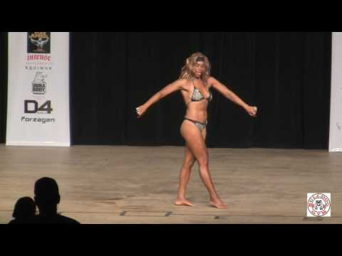 Women's Physique Masters All Competitors 2017 NPC Southern States