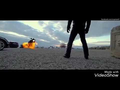 أقوى غنية عراقيية ع🔴 فلم الدراج الناري مخيف😨 thumbnail