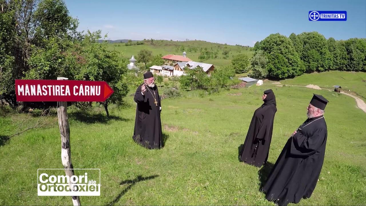 manastirea de taici