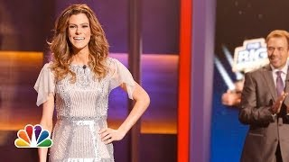 Rachel at the Live Finale - The Biggest Loser Highlight
