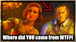 Richtofen Easter Egg FOUND On Dead Of The Night! (SECRET CROSSOVER?!) Black Ops 4 Zombies DLC 1