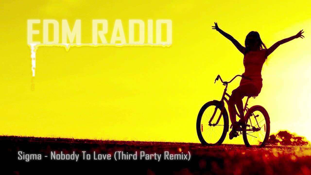 Nobody To Love (Third Party Remix) - Sigma   Shazam